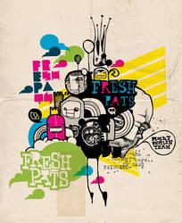 Patswerk rockt Berlin Color by patswerk