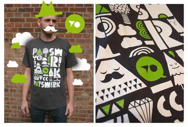 New shirts by patswerk