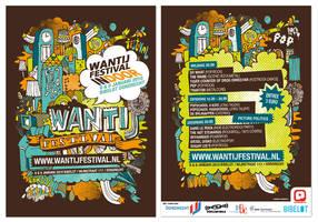 WANTIJ FESTIVAL INDOOR by patswerk