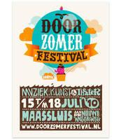 Doorzomer Festival 2010 by patswerk