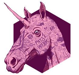 Unicorn by patswerk