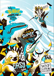 WNF Poster by patswerk