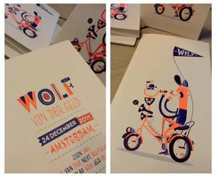Wolf by patswerk
