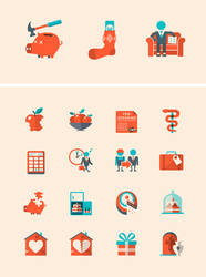 Icons by patswerk