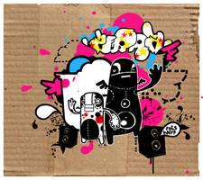 patswerk pumping on ya stereo by patswerk