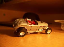 Third Hotwheels Custom 2 by LlamaDalai