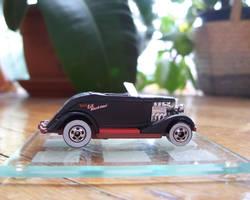 '33 Ford Roadster 1 by LlamaDalai