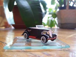 '33 Ford Roadster 2 by LlamaDalai