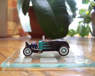 Revell Rat Rod 29 Ford Model 1 by LlamaDalai