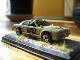 Sheriff Patrol 1 by LlamaDalai