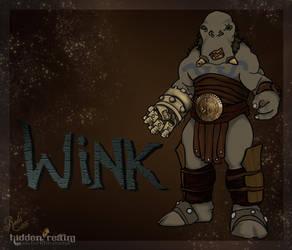 Mr Wink by Robyn-666
