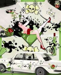 Car-Tini by SpicyDonut