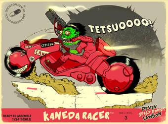 Kaneda Racer by SpicyDonut