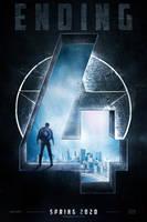 Captain America 4 Poster by bakikayaa