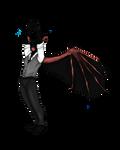 Bat Com by snakescharm