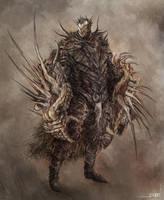 Gothic Knight by Eyardt