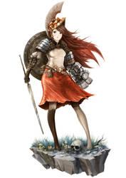 Fantasy Infantry MMXIV by Eyardt