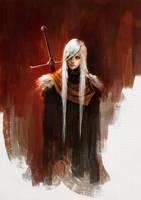 White Knight by Eyardt