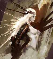 The Hybrid Princess - Wild Wild Vampires by Eyardt