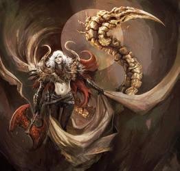 Strigoi Hunter - Wild Wild Vampires Step by step by Eyardt