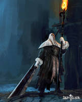 Executioner - Iron Blade - Gameloft by Eyardt