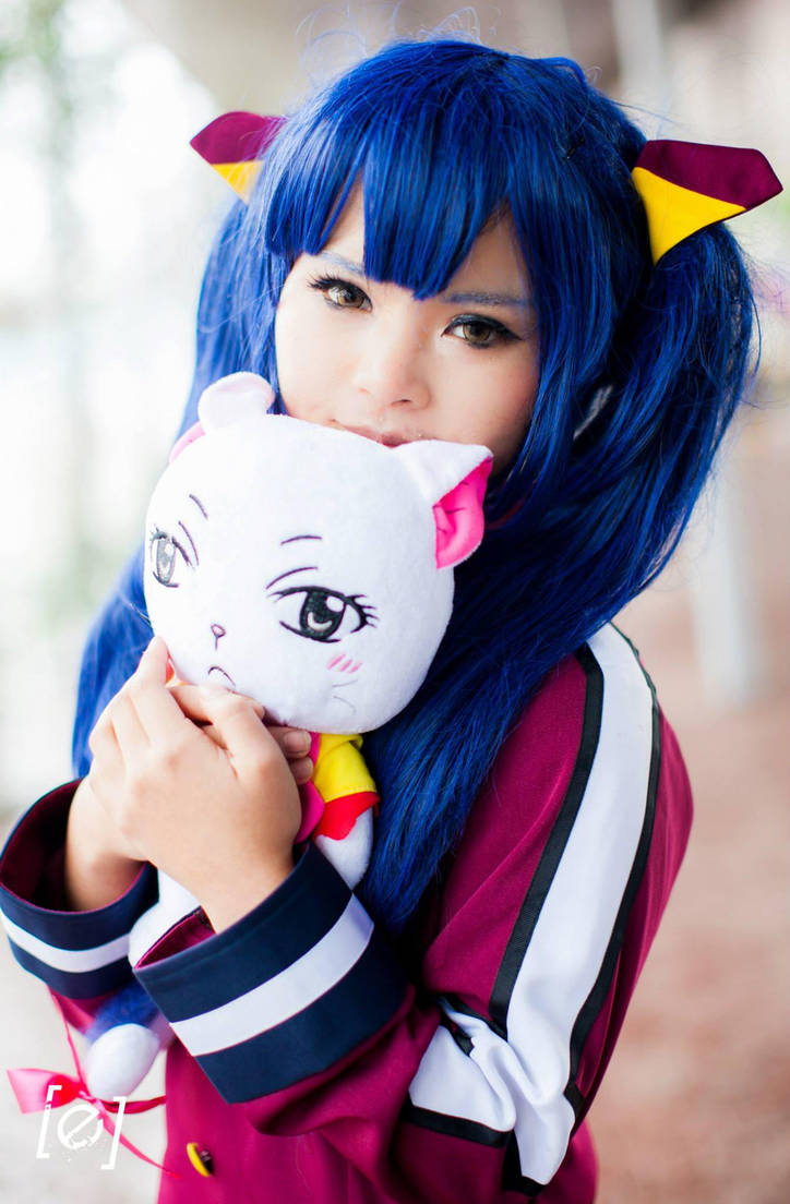 Fairy Tail Wendy Marvell Cosplay By Datasianchick On Deviantart