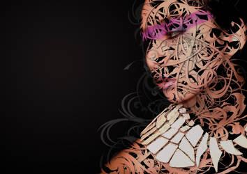 Cybersurrealism by lollotek