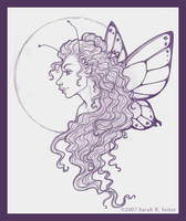 Lady Butterfly by MisticUnicorn