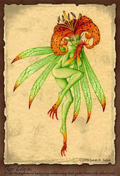 Tiger Lily by MisticUnicorn