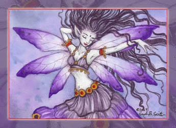 Purple Fairy Dance by MisticUnicorn