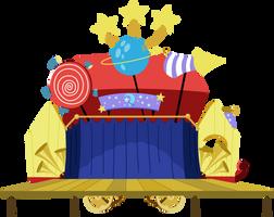 Trixie's Wagon Stage by Jeatz-Axl