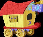 Trixie's Wagon by Jeatz-Axl