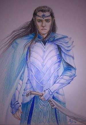 Elladan, son of Elrond by sstefiart
