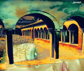 Ancient stillness by Karolusdiversion