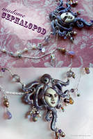 Madame Cephalopod by phee-adornments