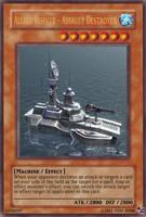 Assault Destroyer by Zrooper
