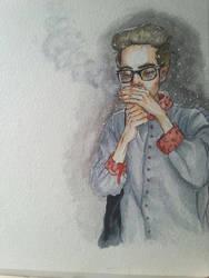 // portrait of my best friend by MadMeli