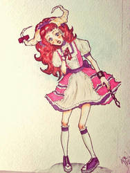 //lolita by MadMeli