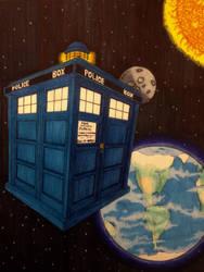 TARDIS by dalescott78