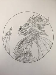 Dragon Lines by dalescott78