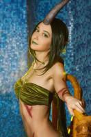 Dryad Soraka PoolParty by SabishiiHoshi