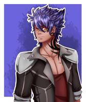 Raagar Charakterdesign by LilithiaArt