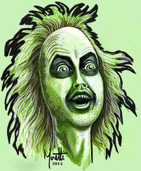 Beetlejuice by olivier77