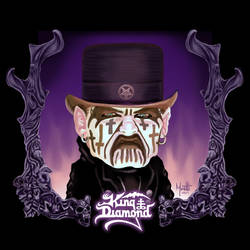 King Diamond by olivier77