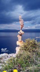stone balance #38 by 187designz
