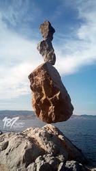stone balance #61 by 187designz
