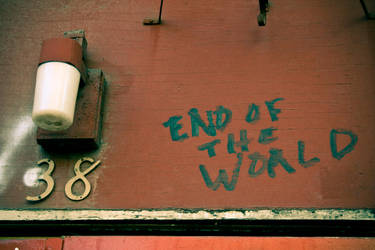 End of The World by piratesofbrooklyn