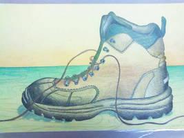 My Shoe by CARPEBRI