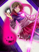 A Bete Noire (Betty) Glitchtale by Mmxchico