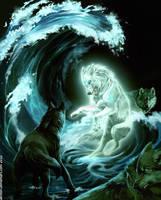 Pearl of the ocean by akreon
